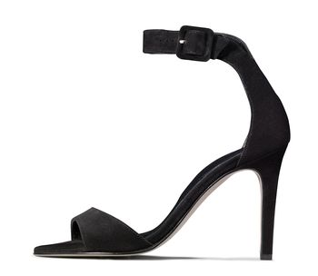 Strappy high-heel sandal
