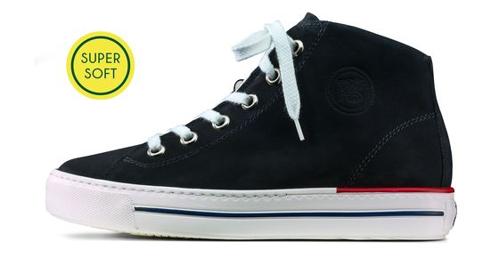 Soft high-top Pauls