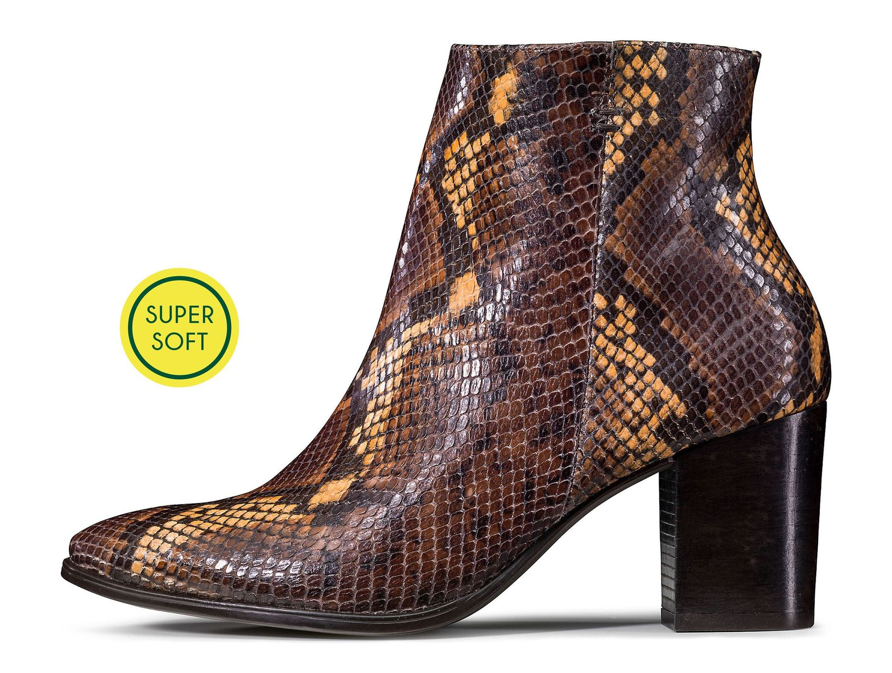 dcc0a9d42c SUPER SOFT ankle boots in gold-brown - Paul Green