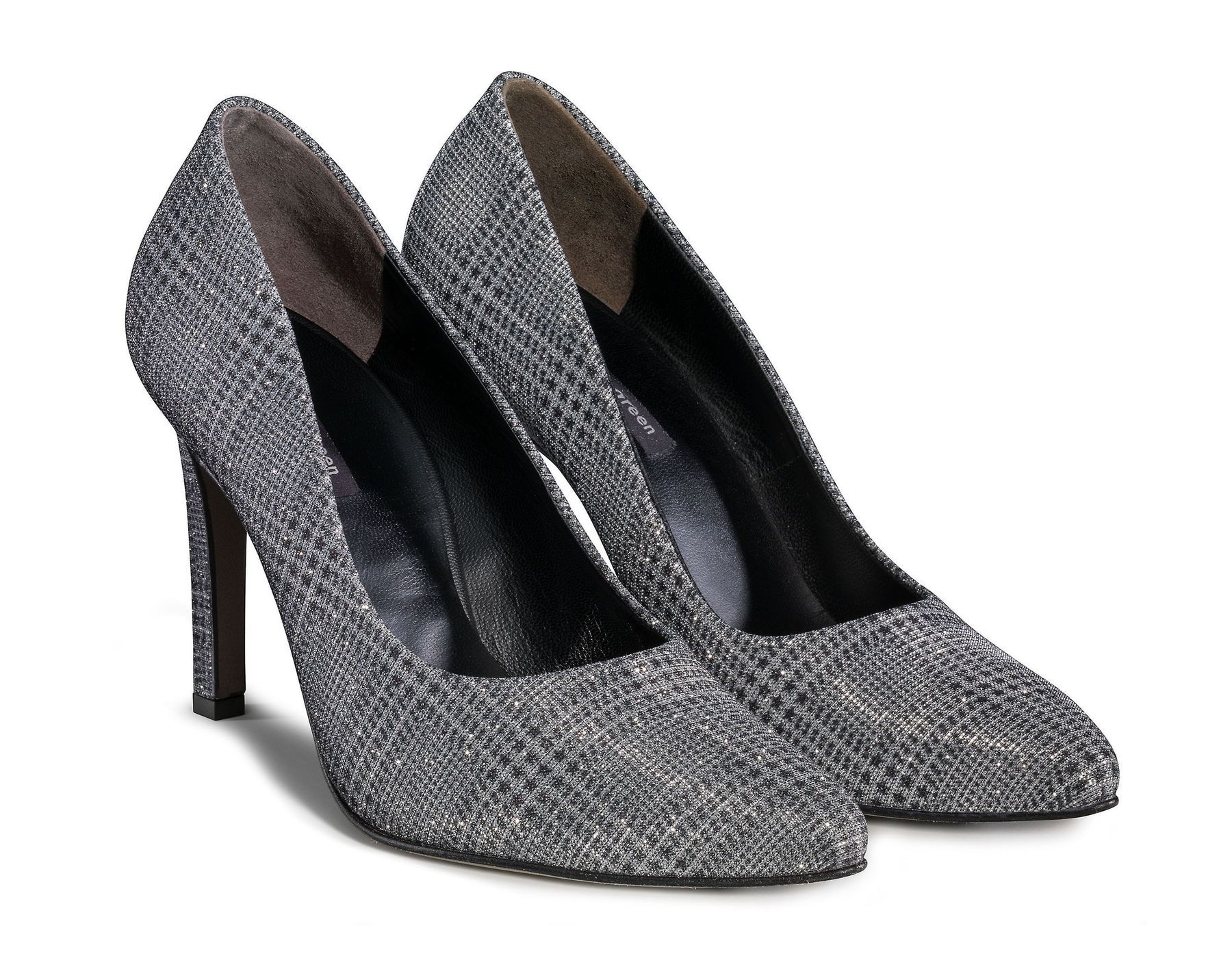 grey-black with checked - Paul Green