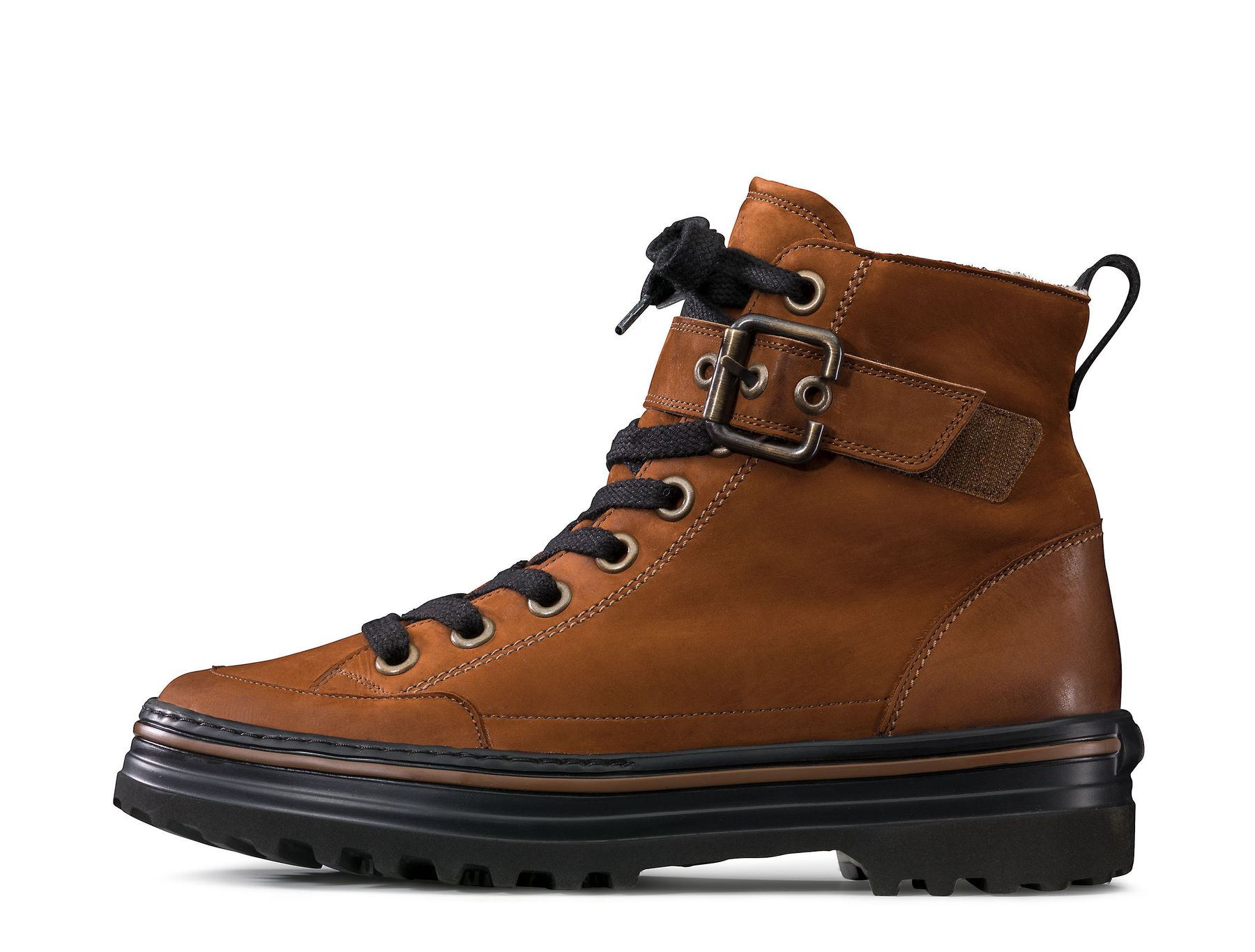 huge selection of 5c82d 3b695 Lace-ups boots with warm lining