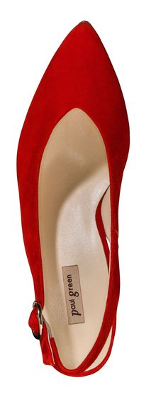Sling-back wedges
