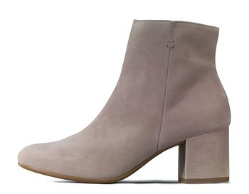 CHARACTERFUL ANKLE BOOT
