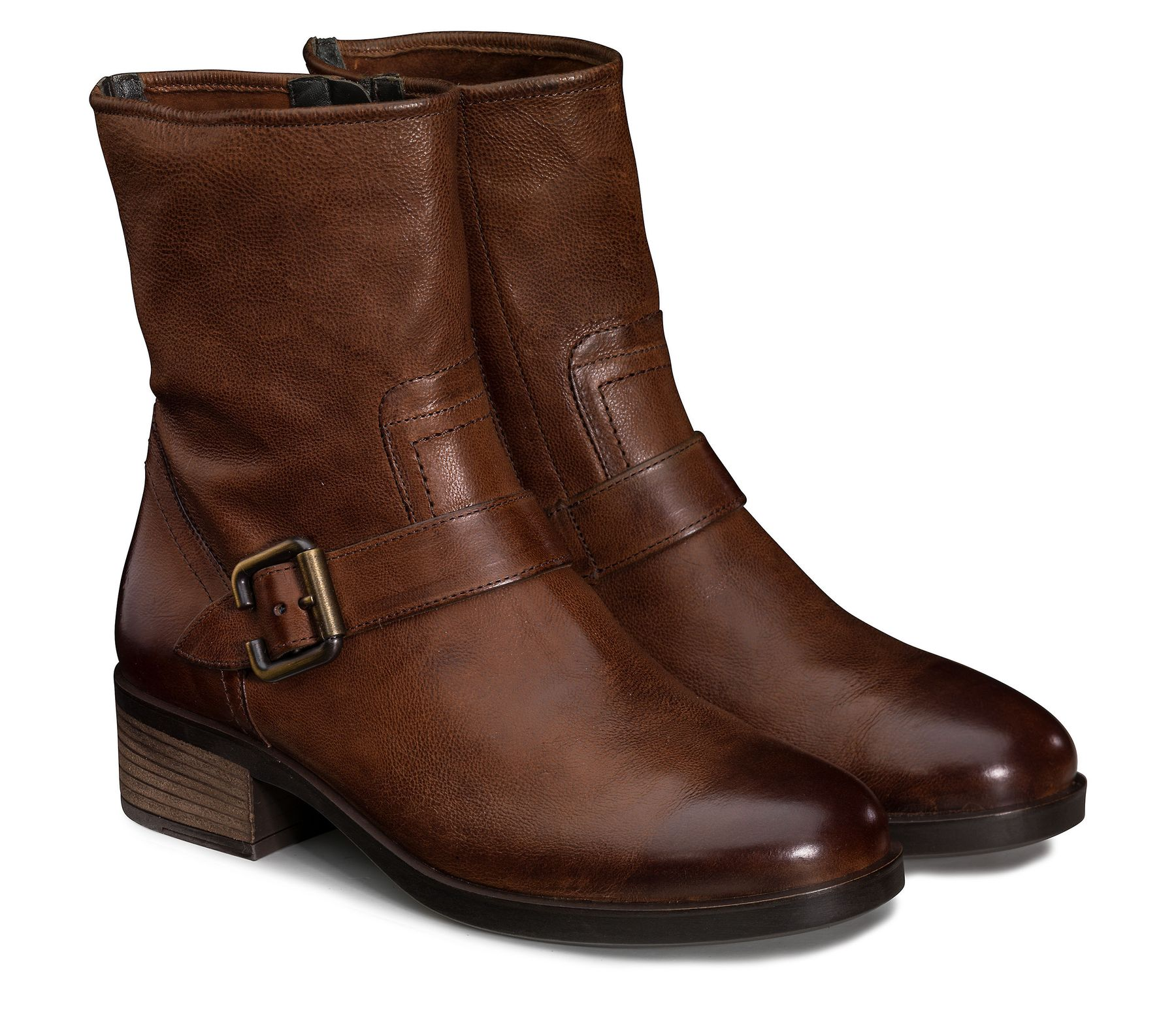Hip Boots in Brown Paul Green