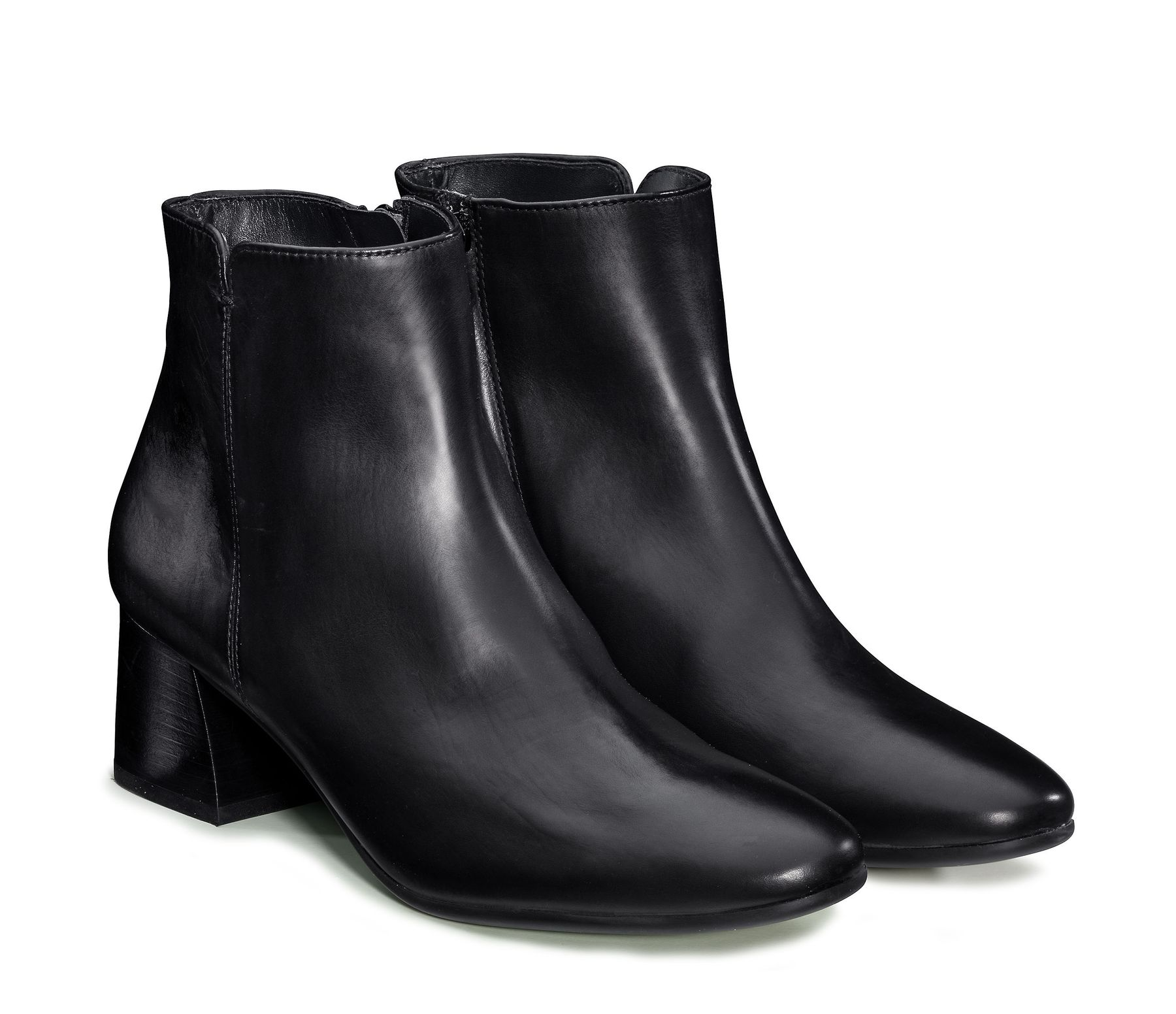 Ankle boots for women in black - Paul Green