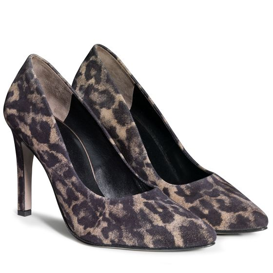 Paul Green High-Heel Leo-Print 3591-073