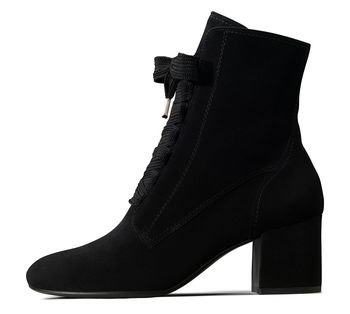 Stylish Lace-up Ankle Boots