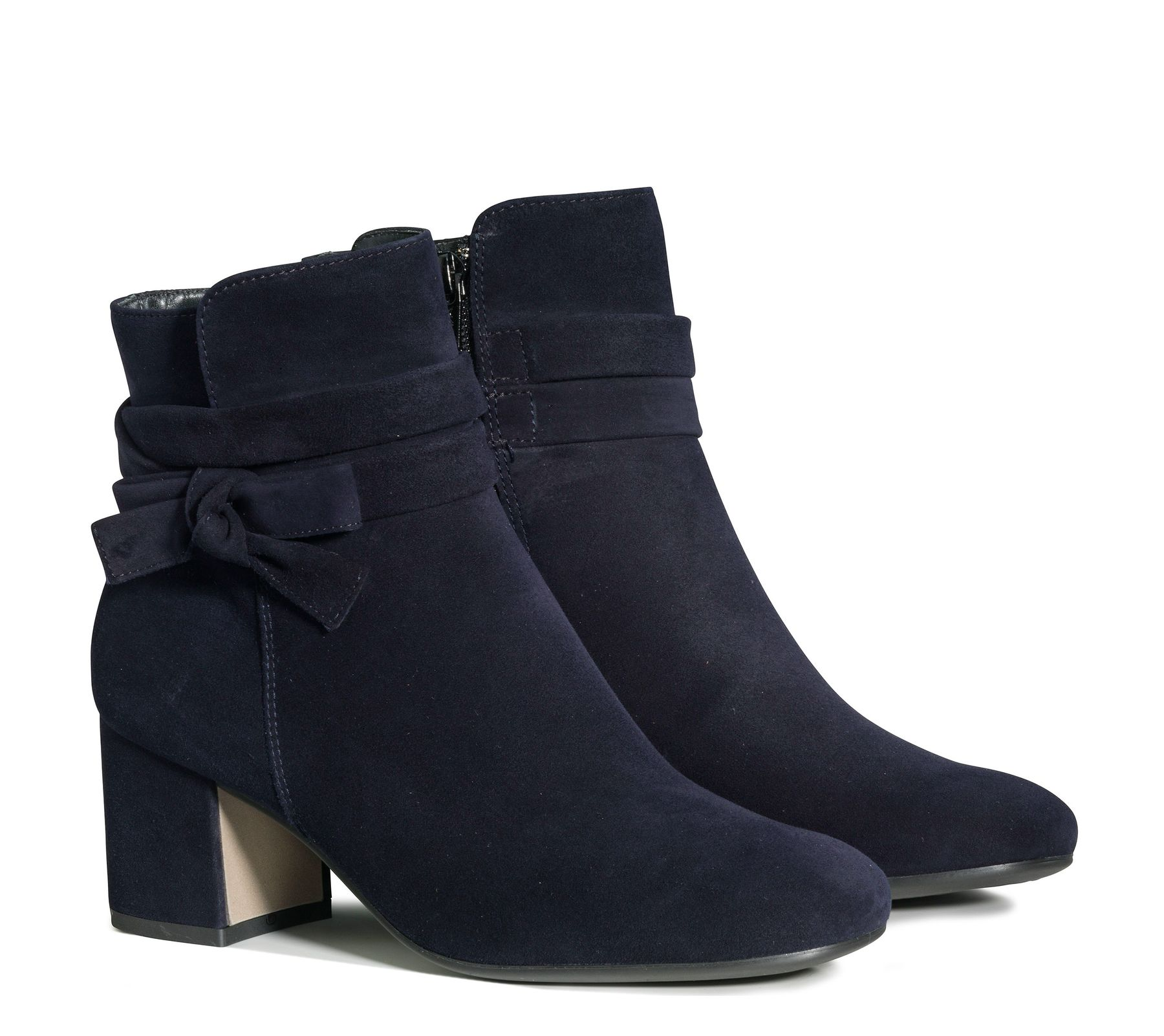 81f9e603fcd Playful ankle boots in blue - Paul Green