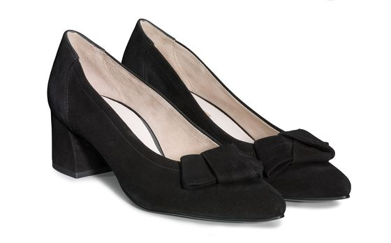SUPER SOFT Pumps mit Schleife