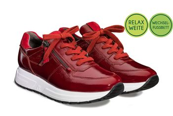Sneakers with RELAX WIDTH