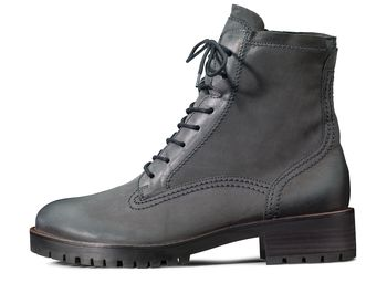 Robust Lace Up Bootie