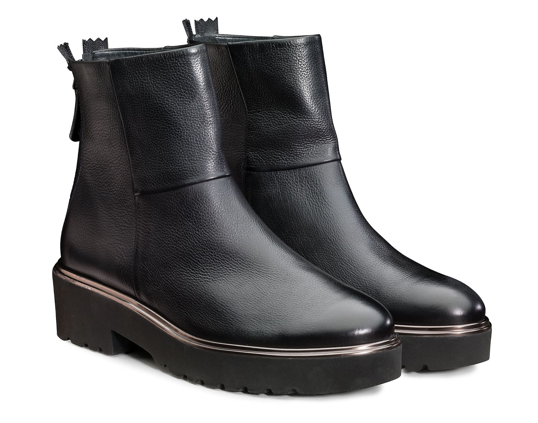 pretty nice 0ba76 9a6d3 Confident ankle boots in black - Paul Green