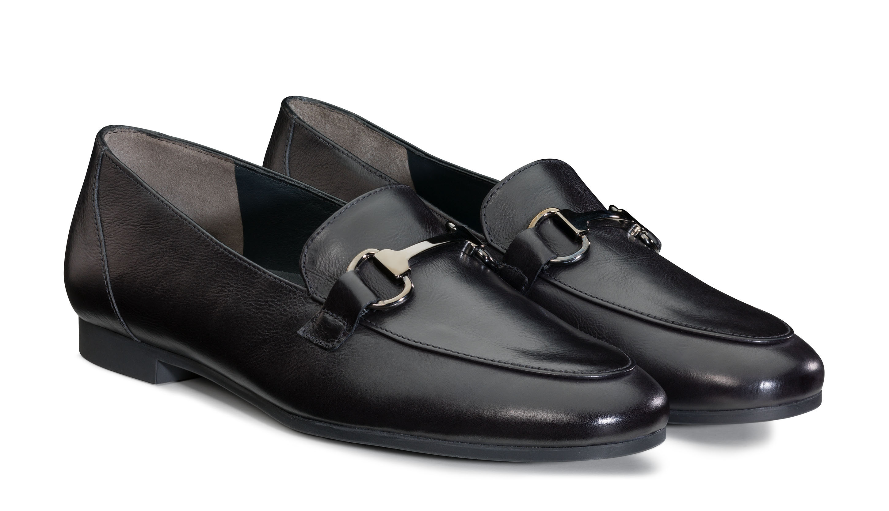 exclusive loafers in black paul green. Black Bedroom Furniture Sets. Home Design Ideas